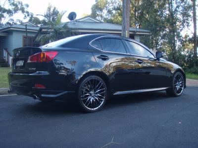 Aftermarket Wheels - Post Your Set-up! - Page 7 - Lexus