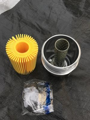 Oil filter_cleaned and new parts.JPG
